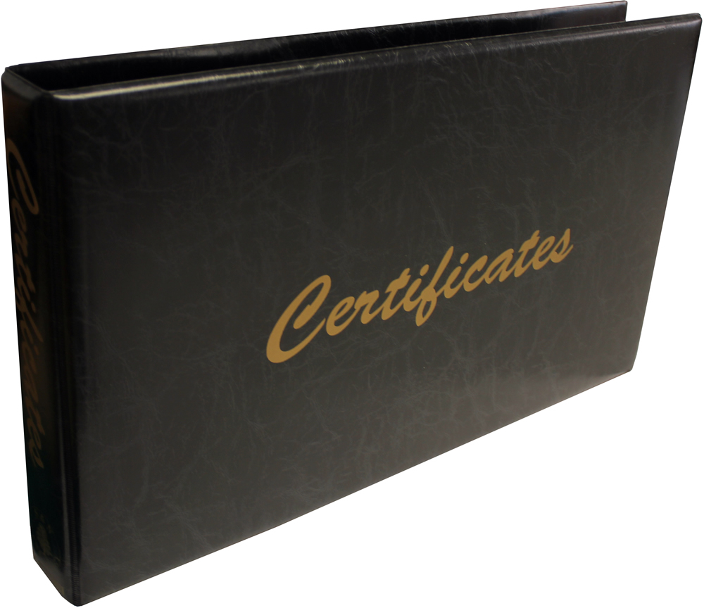 Family-History-Certificate-Binder