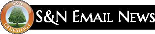 S&N Genealogy Supplies Logo