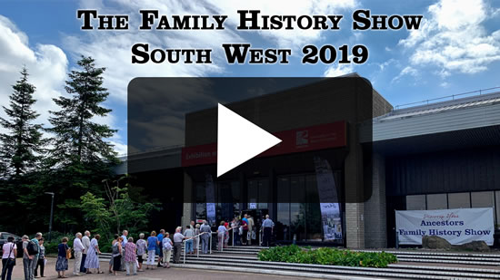 The Family History Show - South West 2019