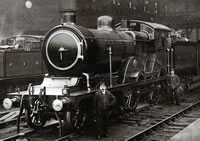 Railway Workers - Did your ancestor work on the railway?
