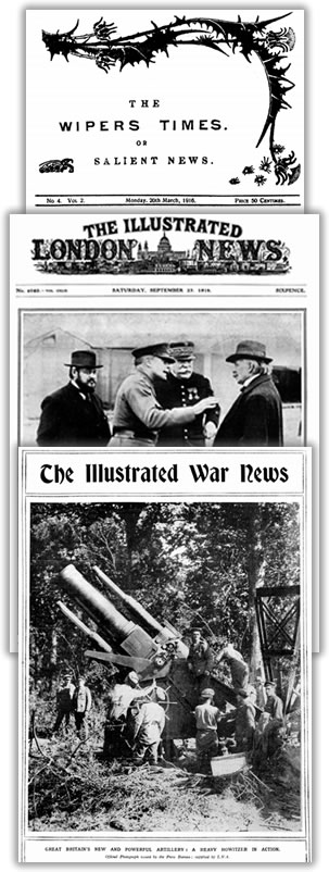 First World War Newspapers