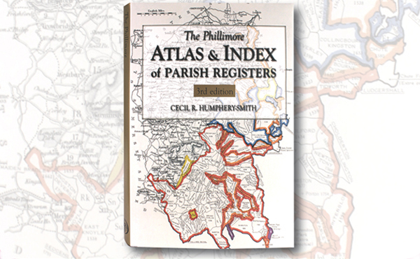 Save 40% on the Phillimore Atlas & Index of Parish Registers