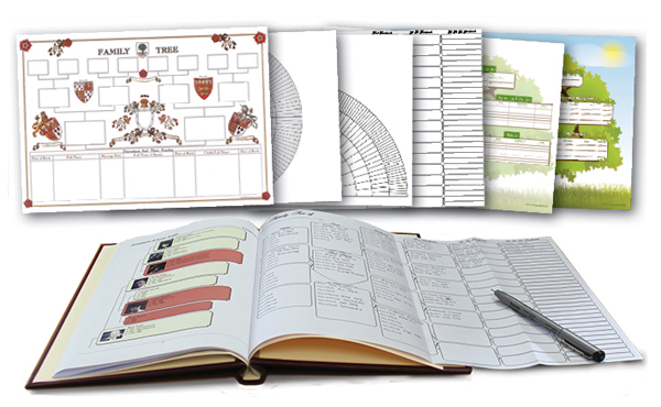 Buy 2 Springback Binders & Get 6 FREE Fold Out Charts