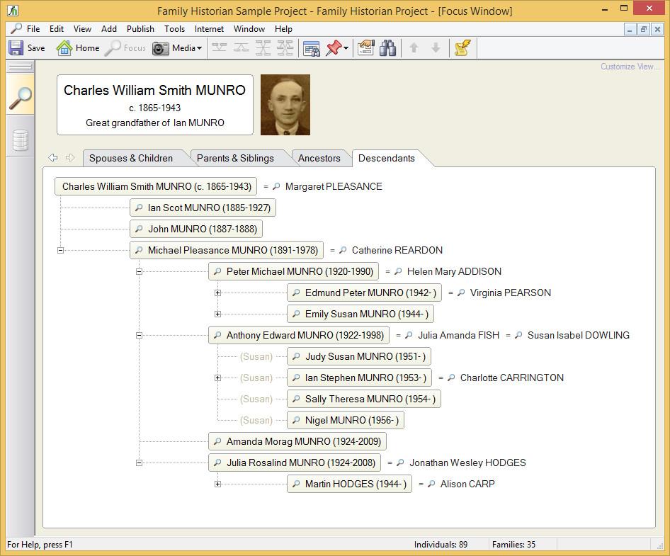 family historian 6 for mac