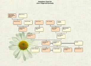 Family Tree Maker 2014 Chart Screenshot