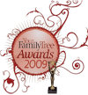 Winner of 3 YFT 2009 Genealogy Awards