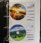 CD Pockets with Index Sheets - Pack of 10