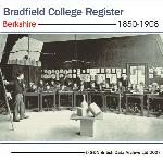 Berkshire, Bradfield College Register 1850-1908