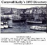 Cornwall 1893 Kelly's Directory