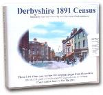 Derbyshire 1891 Census