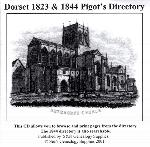 Dorsetshire 1823 and 1844 Pigot's Directory