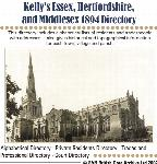 Essex, Hertfordshire & Middlesex 1894 Kelly's Directory