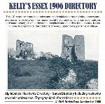Essex, Kelly's 1906 Directory
