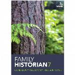 Family Historian V7 + Free Regional Research Guidebook & Online Subscription worth over £48