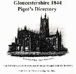 Gloucestershire 1844 Pigot's Directory