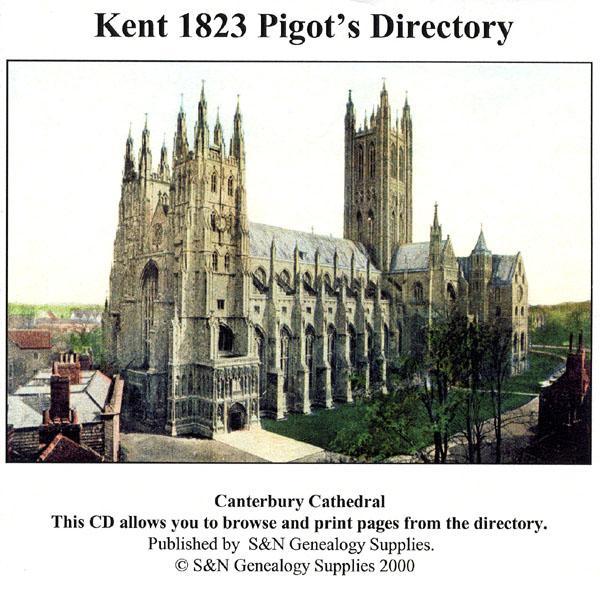 3 directories genealogy ebooks Post Office /& Pigot`s pdf on disc Cumberland