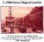 London Colour Street Map with Index