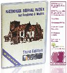 NBI - National Burial Index Third Edition + Census and BMDs