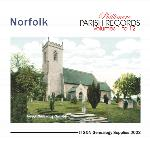 Norfolk Phillimore Parish Records (Marriages) Volumes 01 to 12 on one CD