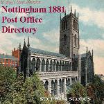 Nottinghamshire 1881 Post Office Directory