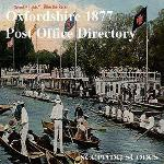 Oxfordshire 1877 Post Office Directory