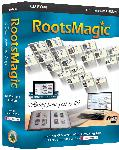 RootsMagic UK Version 7 Platinum Edition + Free Regional Research Guidebook & Online Magazine worth over £34