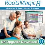 RootsMagic 8 UK