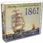 Shipping at Sea and in Ports Abroad 1861