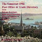 Somerset 1902 Post Office & Trade Directory