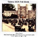 Sussex 1820 Poll Book