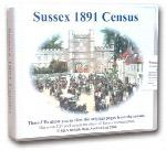 Sussex 1891 census