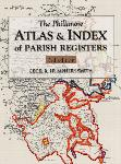 The Phillimore Atlas and Index of Parish Registers - Hardback Book
