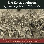 The Royal Engineers Quarterly List 1927-29