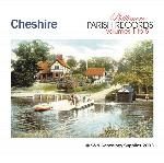 Cheshire Phillimore Parish Records (Marriages) Volumes 01 to 05 on one CD