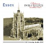 Essex Phillimore Parish Records (Marriages) - Volumes 01 to 04 on one CD