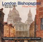 London, Bishopsgate St Nicholas Acons 1539-1812 Registers