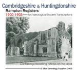Cambridgeshire & Huntingdonshire, Rampton Registers 1599-1812