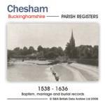 Buckinghamshire, Chesham Parish Registers 1538-1636