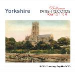 Yorkshire Phillimore Parish Records (Marriages) Volumes 01 to 04 on one CD