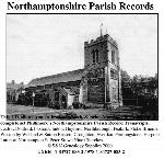 Northamptonshire Phillimore Parish Records (Marriages) Volumes 01 and 02 on one CD