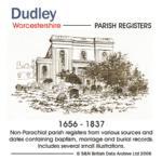 Worcestershire, Dudley Non-Parochial Parish Registers 1656-1837