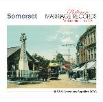 Somerset Phillimore Parish Records (Marriages) Volumes 01 to 15 on one CD