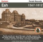 Durham, Esh Parish Registers 1567-1812