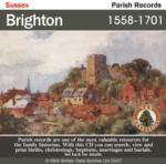 Sussex, Brighton Parish Registers 1558-1701