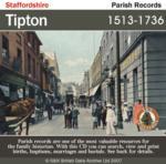 Staffordshire, Tipton Parish Registers 1513-1736