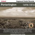 Ireland, Portarlington, Huguenot Society of London Parish Registers 1694-1816