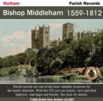 Durham, Bishop Middleham Parish Records 1559-1812