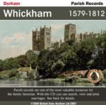 Durham, Whickham Parish Records 1579-1812