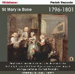 Middlesex, St. Mary Le Bone Marriages 1796-1801