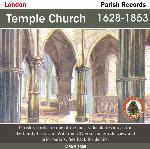 London, Temple Church Parish Records 1628-1853